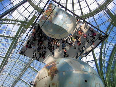 Miroir Grand Palais Paris