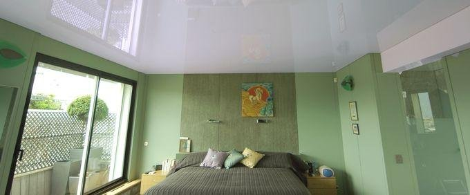 Lambris Plafond Chambre. Great Merveilleux Lambris Chambre Adulte ...