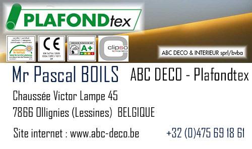 Grossiste Detaillant Plafond Tendu Belgique