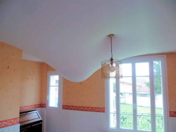 Rénovation De Plafond Tendu